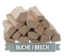 Grillgold Smoker Wood-Buche-10kg