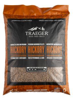 Traeger FSC Hartholz Pellets | Hickory | 9 kg
