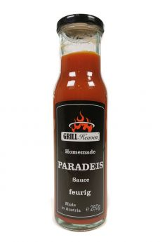 Grill Heaven Paradeis Feurig