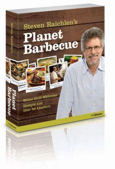 JOEs Planet Barbecue! Das neue Buch von Steven Raichlen