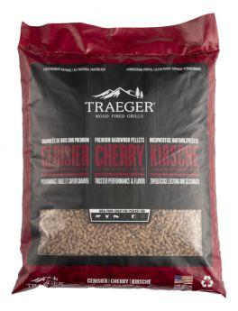 Traeger FSC Hartholz Pellets | Kirsche | 9 kg