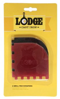 Lodge Durable Polycarbonate Grill Pan Scraper