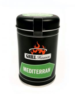 Barbecue-for-Champions Mediterran - Universalgewürz, 70g Streudose