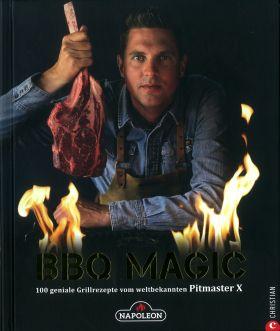 Napoleon BBQ Magic - Kochbuch