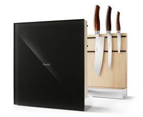 Nesmuk Messerhalter Ahorn schwarz