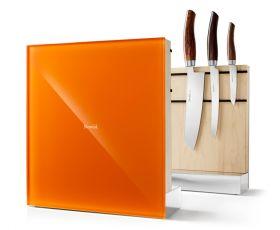 Nesmuk Messerhalter Ahorn orange