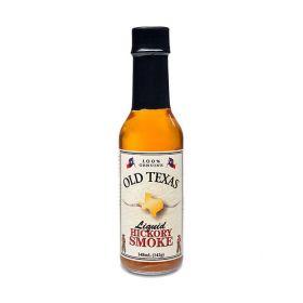 Old Texas Liquid Hickory Smoke 148ml