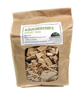 Hochecker Räucherchips - Buche - 700g