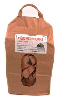 Hochecker Räucherchunks - Apfel - 3kg