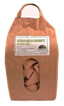 Hochecker Räucherchunks - Buche - 3kg