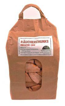 Hochecker Räucherchunks - Kirsche - 3kg