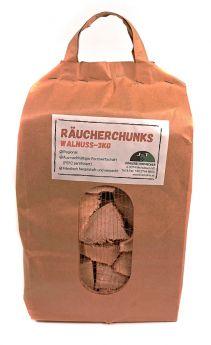 Hochecker Räucherchunks - Walnuss - 3kg