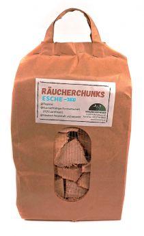 Hochecker Räucherchunks - Esche - 3kg