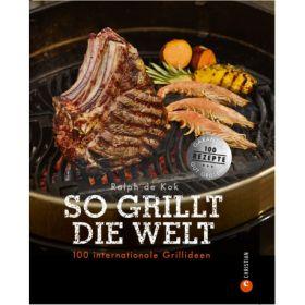 """Napoelon Grillbuch """"So grillt die Welt"""""""