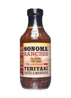 Sonoma Ranches Teriyaki Sauce & Marinade 455ml