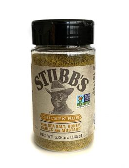 Stubb ́s Chicken Spice Rub