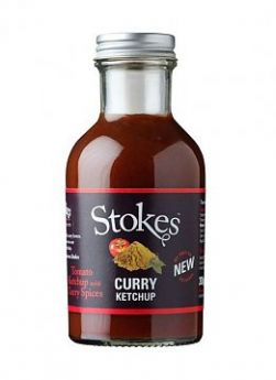 Stokes Curry Ketchup 257ml