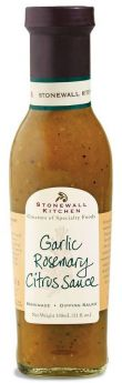 Stonewall Kitchen | Garlic Rosemary Citrus Sauce | 330 ml