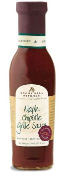 Stonewall Kitchen | Maple Chipotle Grille Sauce | 330ml