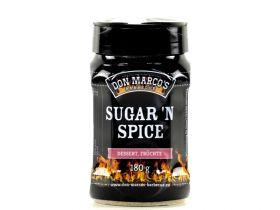 Don Marco's Sugar´n Spice 180g Streudose