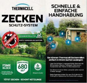 Thermacell Zeckenschutzsystem 8er Pack