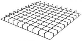 BGE Edelstahl Gitter für Erweiterungsgestell