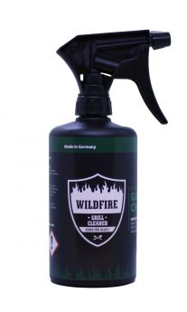 Big Green Egg Wildfire Grill Cleaner