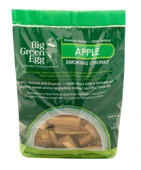 BGE Wood Chunks Apfel 9L