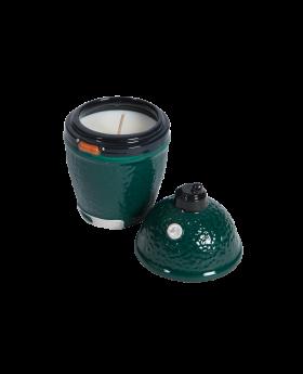 Keramik-EGG mit Zitronellakerze