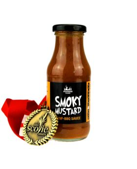 Fireland Foods Smoky Mustard BBQ Sauce