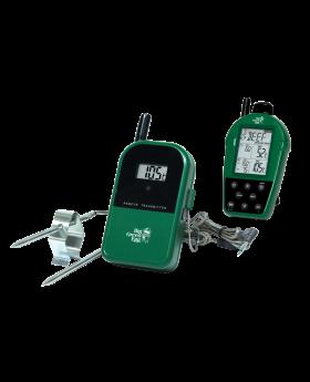 BGE Funkthermometer mit zwei Fühlern