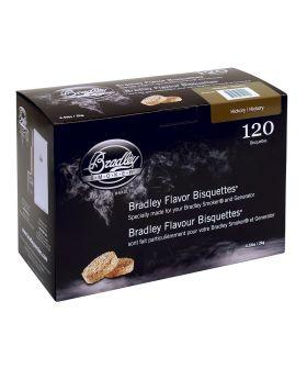 Bradley Hickory Aromabisquetten 120 Stk