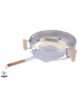 Moesta Smokin' PizzaRing - Pizza Set