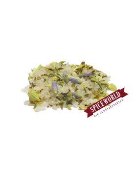 Fleur de Sel / Flor de Sal - Mediterran, Gewürzsalz, 80g Streudose