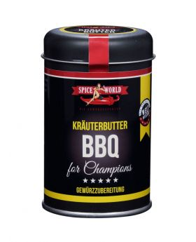 Barbecue-for-Champions - Kräuterbutter 70g Streudose