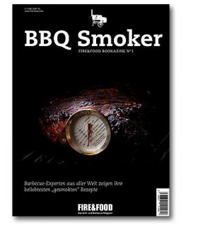 Fire & Food Bookazine BBQ Smoker