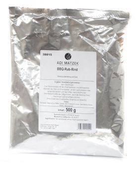 Adi Matzek Grill-Würzung BBQ-Rub Rind 500g