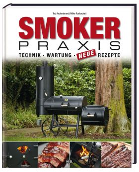 Smoker Praxis, Hard-Cover 160 Seiten, v. Karsten Ted As
