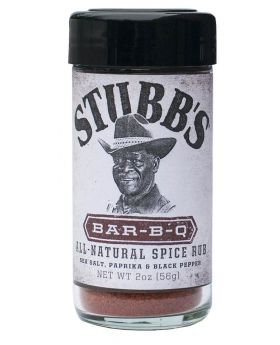 Stubb´s Bar-B-Q Spice Rub, 56 g