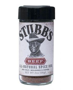 Stubb´s Beef Spice Rub, 56 g