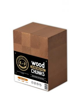 Wood Smoking Chunks / Erle