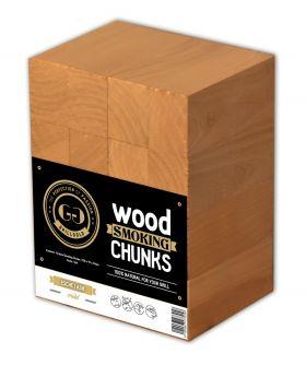 Wood Smoking Chunks / Esche