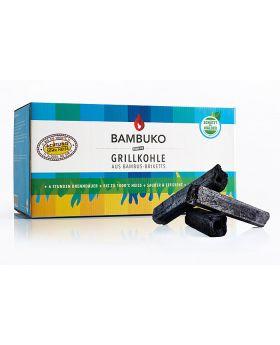 Bambuko - Grillkohle aus Bambus