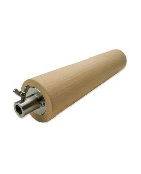 Moesta FeuerWalze - Buchenholzrolle für Baumstriezel
