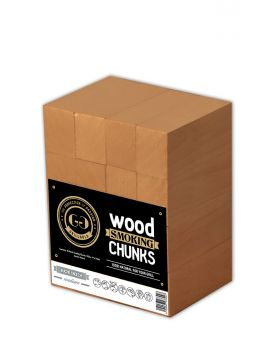 Grillgold Wood Smoking Chunks / Buche