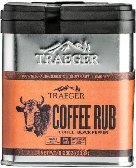 COFFEE RUB 8.25 OZ