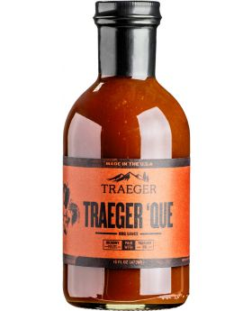 Traeger BBQ SAUCE - TRAEGER 'QUE 473 ml