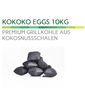 KOKOKO EGGS 10kg EU-Palette, frei Haus