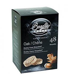 Bradley Eiche Aromabisquetten 48 Stk
