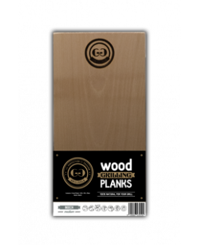 Grillgold Wood Grilling Plank / Buche